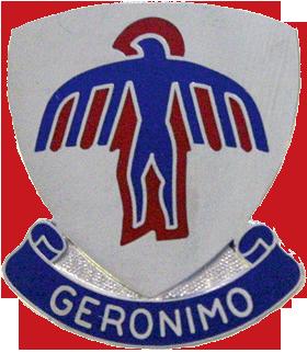 501st Parachute Infantry Regiment (PIR)