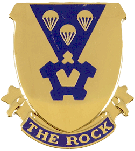2nd Airborne Battle Group, 503rd Infantry