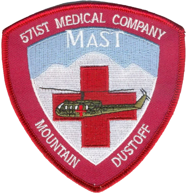 571st Medical Company (Air Ambulance)
