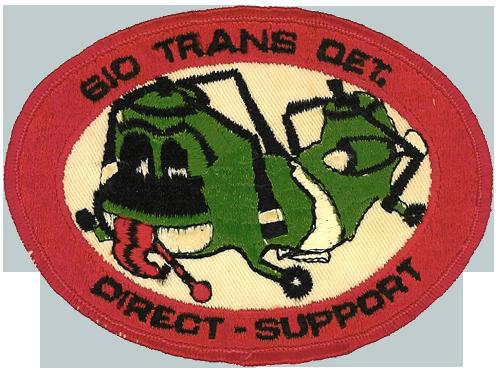 610th Transportation Company (AM)(GS), 14th Transportation Battalion