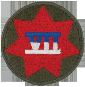 NCO Academy (Cadre), 7th Corps