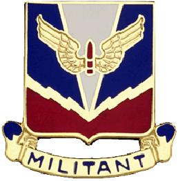 Air Defense Artillery Center and School (Staff)