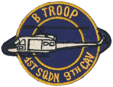 B Troop, 1st Squadron, 9th Cavalry Regiment (Air Cavalry)
