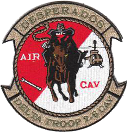 D Troop, 2nd Squadron, 6th Cavalry