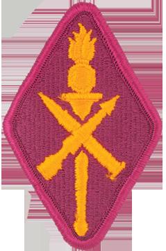 Ordnance Missile & Munitions School (Staff) Redstone Arsenal, Al
