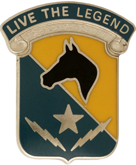 Special Troops Battalion, 1st Cavalry Division