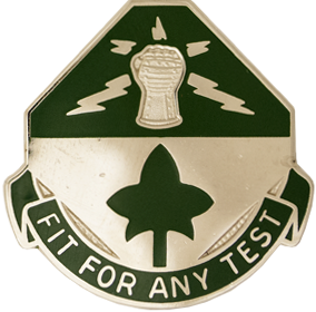 Special Troops Battalion, 4th Infantry Division
