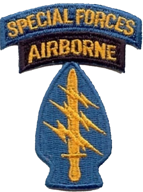 USAR Special Forces Units