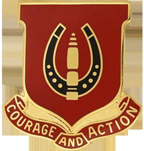 F Battery (TAB) 26th Field Artillery