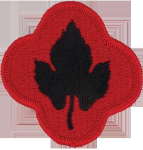 Division Artillery (DIVARTY) 43rd Infantry Division