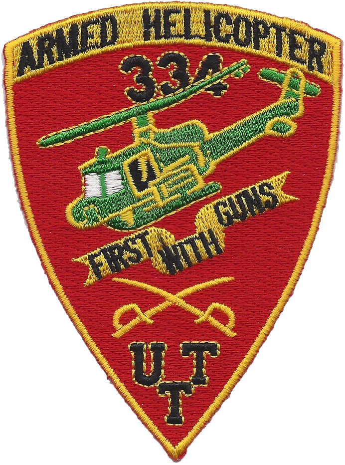 334th Aviation Company (AHC), 145th Aviation Battalion