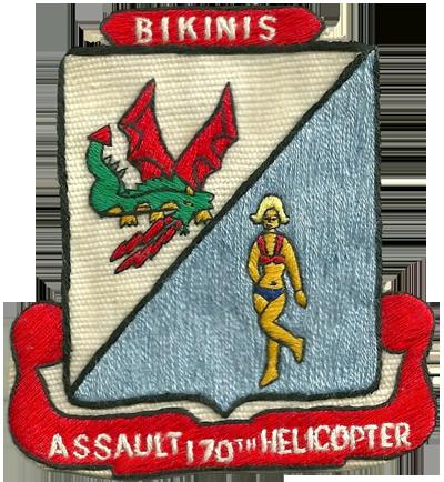 170th Aviation Company (AHC)