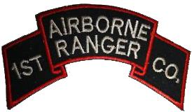 1st Ranger Infantry Company (Airborne)