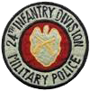 24th Military Police Company, 24th Infantry Division