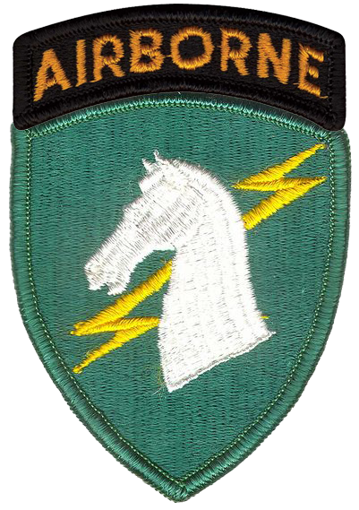 1st Special Operations Command, US Army Special Operations Command (Airborne) (USASOC)