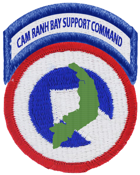 Army Support Command, Cam Ranh Bay, 1st Logistical Command