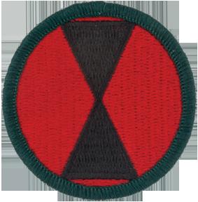31st Regimental Combat Team - Task Force Faith