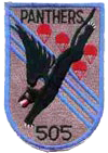 1st Airborne Battle Group, 505th Infantry