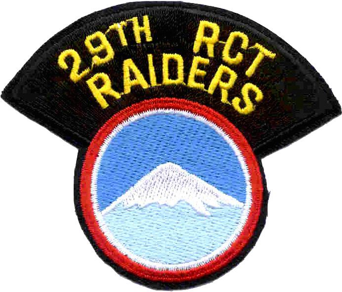 29th Regimental Combat Team