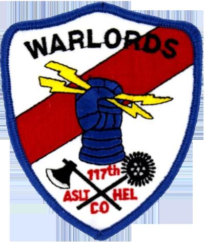 117th Aviation Company (AHC)