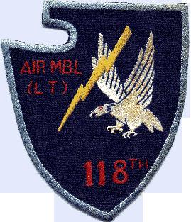 118th Aviation Company, 145th Aviation Battalion