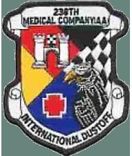 236th Medical Company AA, 421st Medical Battalion