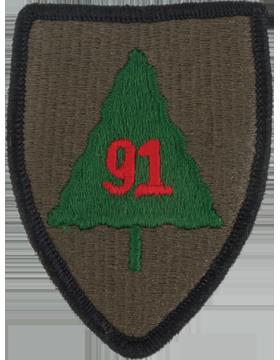 91st Training Brigade (Ops), Army Garrison, Fort Hunter-Liggett, CA
