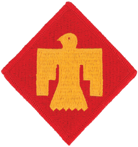 Division Artillery (DIVARTY) 45th Infantry Division