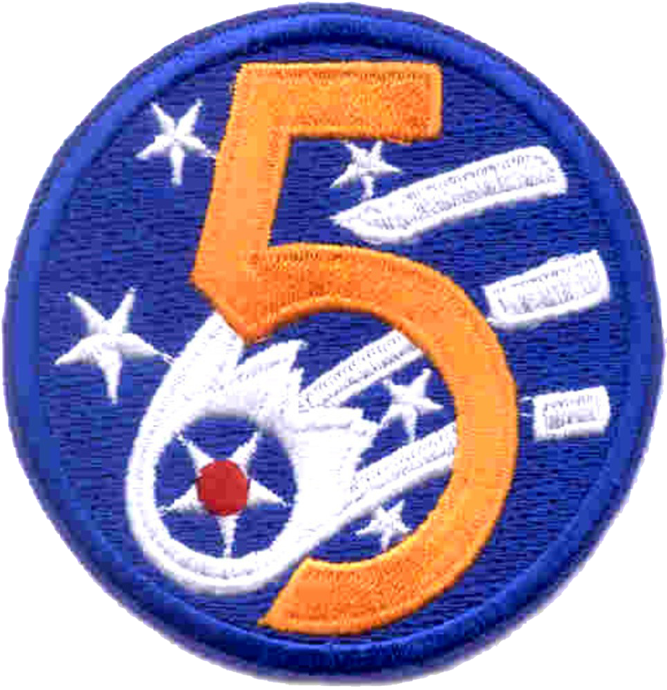 USAAF 5th Air Force