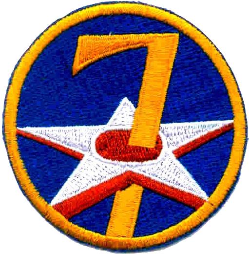 USAAF 7th Air Force