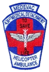 431st Medical Detachment (Helicopter Ambulance), 43rd Field Hospital