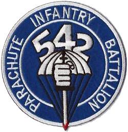 542nd Parachute Infantry Regiment