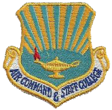Air Command and Staff College (Staff)