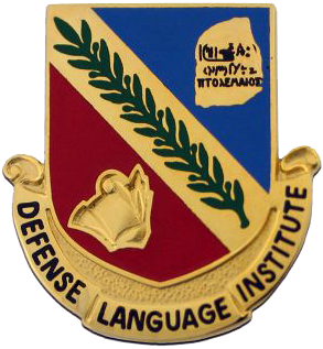 Defense Language Institute (Staff Faculty) Presidio of Monterey, CA