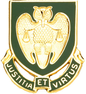 Military Police Training Brigade (Cadre) , Fort McClellan, AL