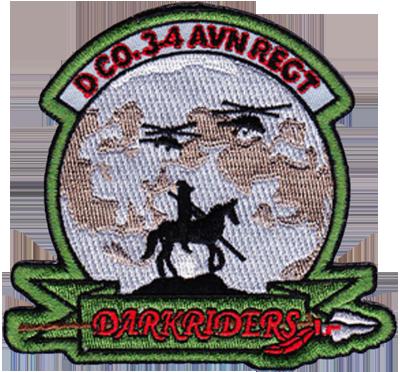 D Company, 3rd Battalion, 4th Aviation Regiment