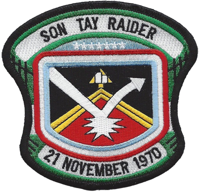 Joint Contingency Task Group (JCTG) Son Tay Raiders