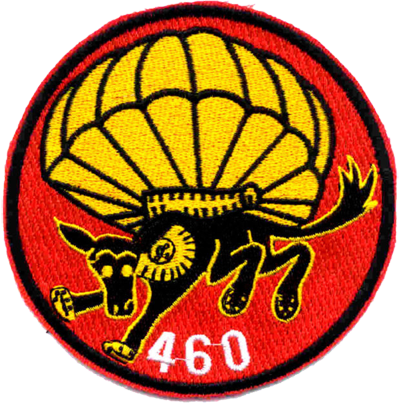 460th Parachute Field Artillery Battalion