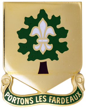 1st Support Battalion
