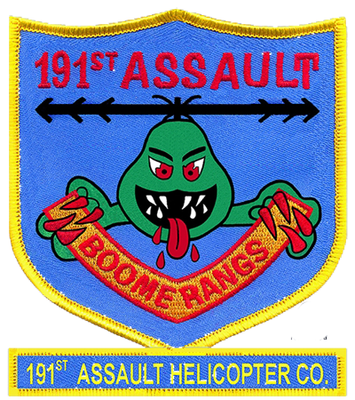 191st Aviation Company (AHC)