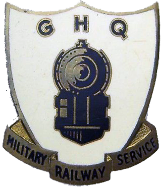 GHQ Military Railway Service