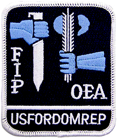 US Forces, Dominican Republic