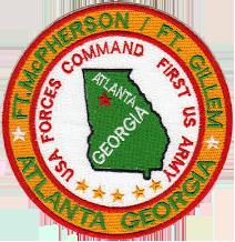 USAG Fort McPherson, GA