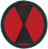 Division Support Command (DISCOM) 7th Infantry Division