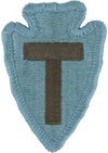 Division Artillery (DIVARTY) 36th Infantry Division
