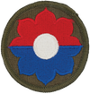Division Artillery (DIVARTY) 9th Infantry Division