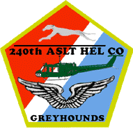 240th Aviation Company (AHC), 214th Aviation Battalion