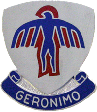 2nd Airborne Battle Group, 501st Infantry