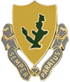 1st Squadron, 12th Cavalry (Cadre) Fort Knox, KY