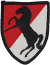 1st Squadron, 11th Armored Cavalry Regiment